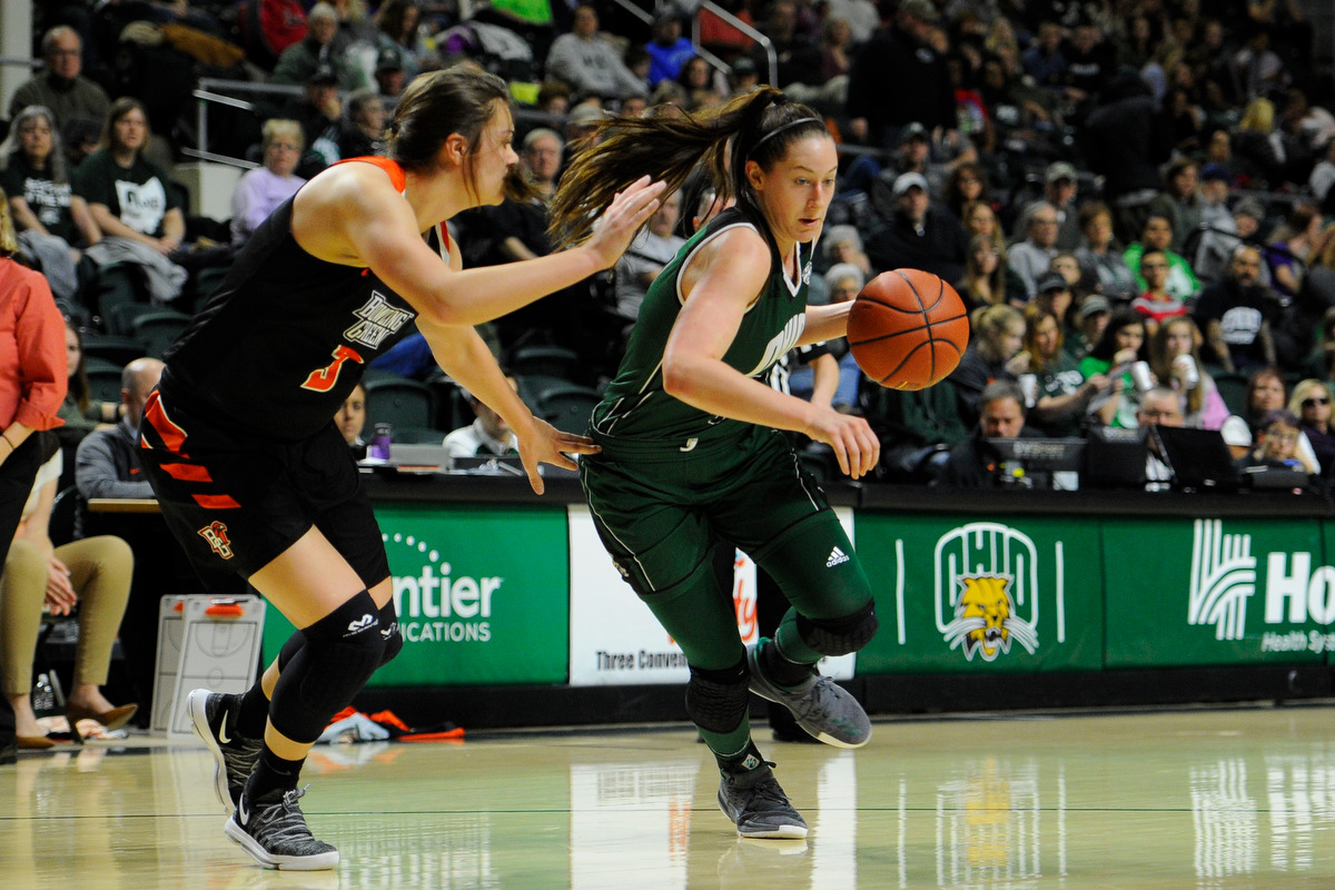 Ohio Women's Basketball Set for Midweek Matchup with Kent State