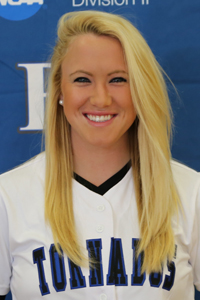 Softball: Ally Davenport