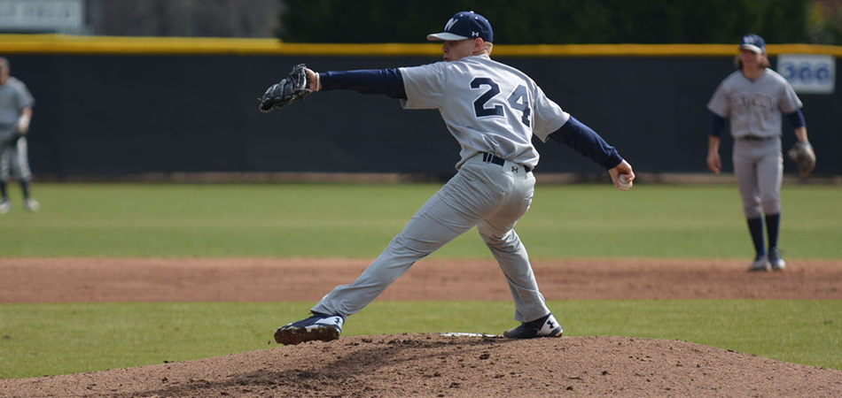 Chance Pauley (3-3) threw six innings on Saturday. Photo by: Dave Hilbert - d3photography.com