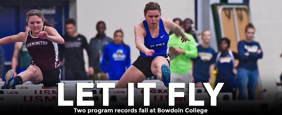 Women Place Fourth, Men Sixth at Bowdoin College