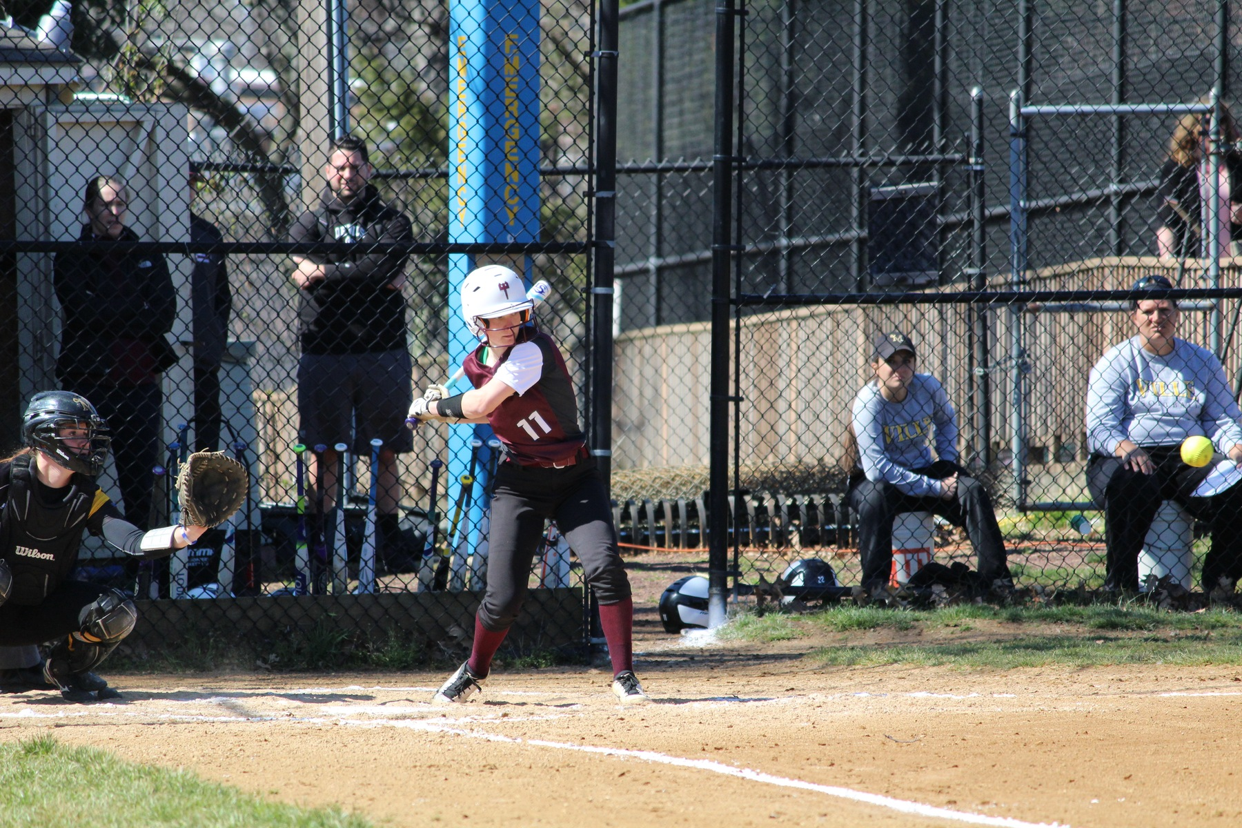 USciences Softball Splits Road Series At Nyack