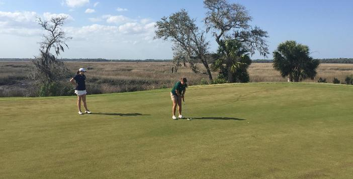 Ware Golf Teams Fall to Camden on the Road
