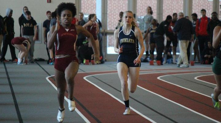 Track and Field Competes at Crusader Classic