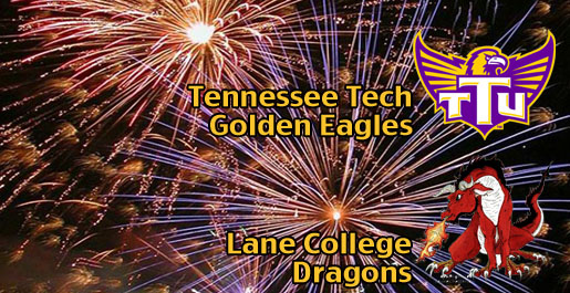 Season opener to finish with fireworks over Tucker Stadium