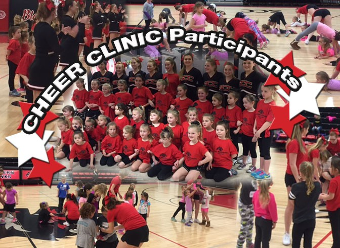 Photo for SCC Cheerleading Clinic a Success