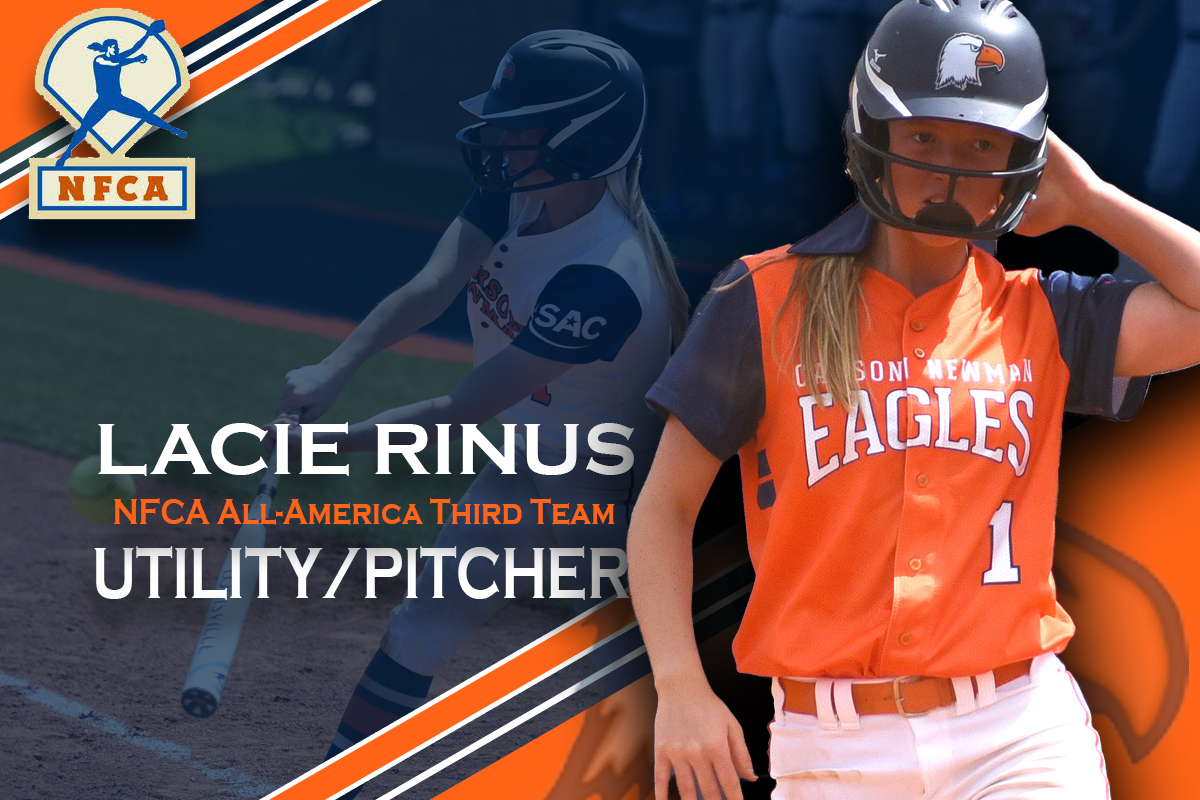 Another day, another All-America honor for Rinus