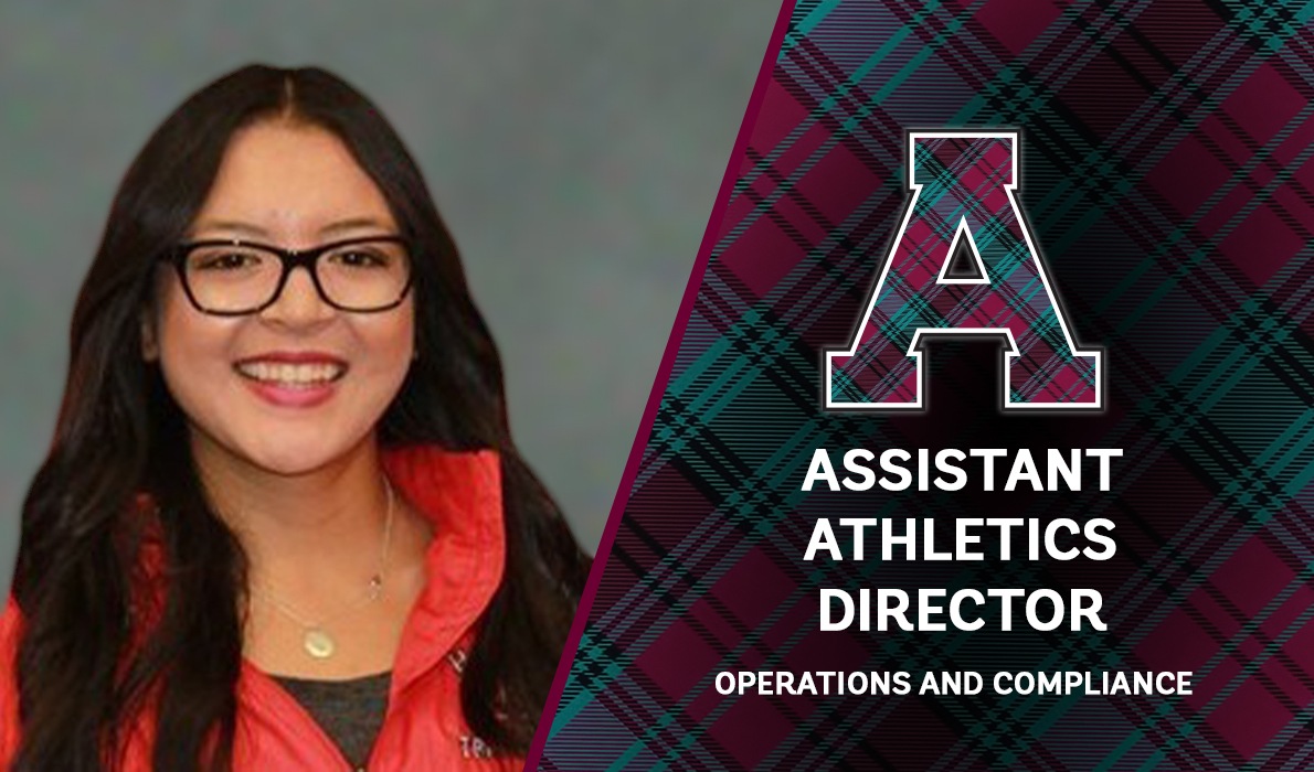 Verdugo Named Assistant Athletic Director for Operations and Compliance