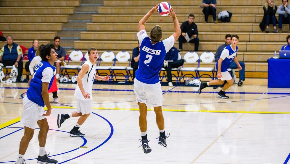 No. 11 UCSB Dealt 3-0 Loss at UCLA