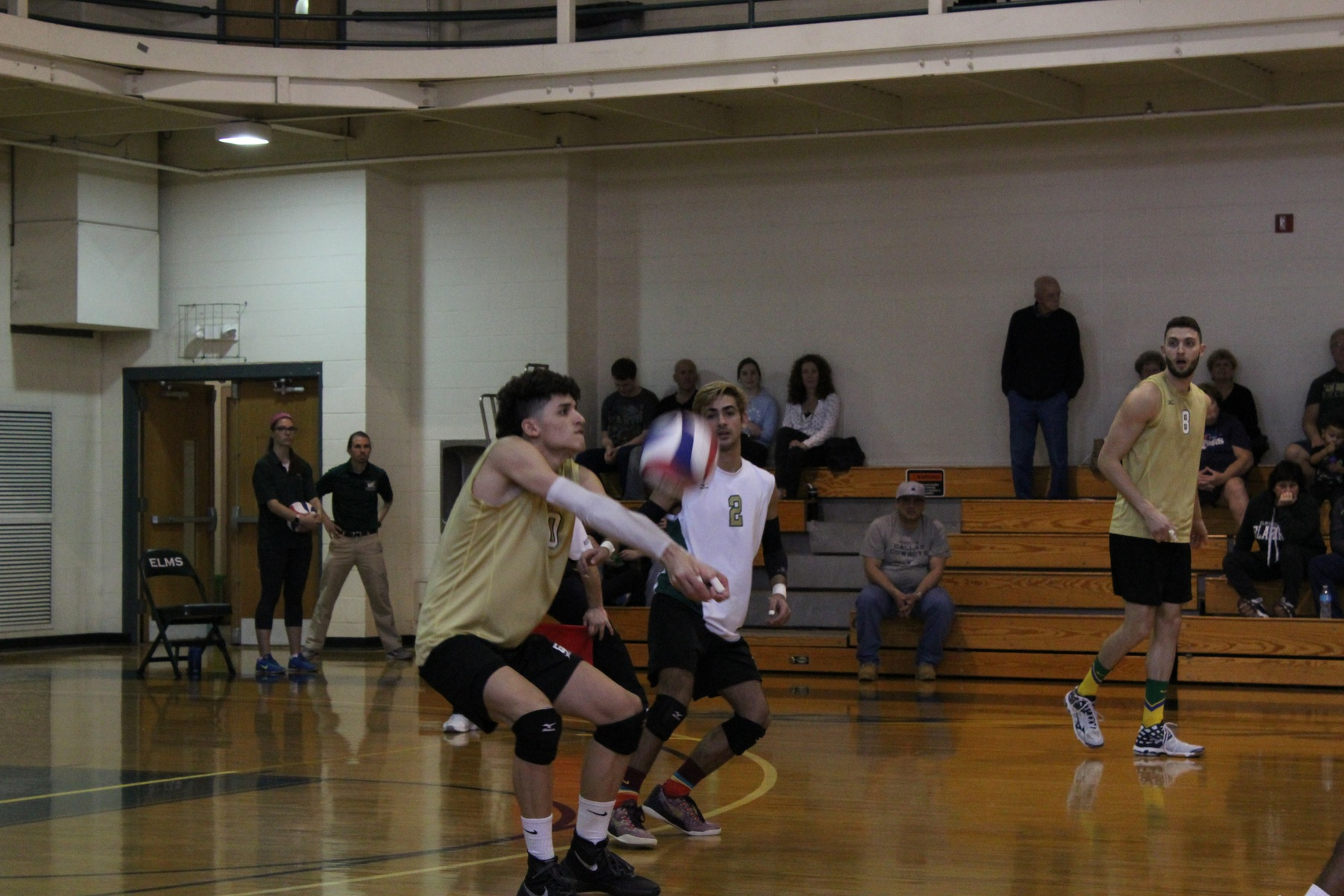Men's Volleyball Suffers Road Loss At Regis