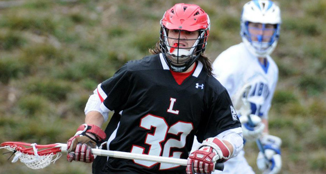 No. 9 LC Men's Lacrosse Defeats No. 17 Cabrini College 8-7