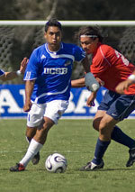 10th-Ranked Gauchos Score Twice In Final 15 Minutes To Defeat Cal State Fullerton 2-1