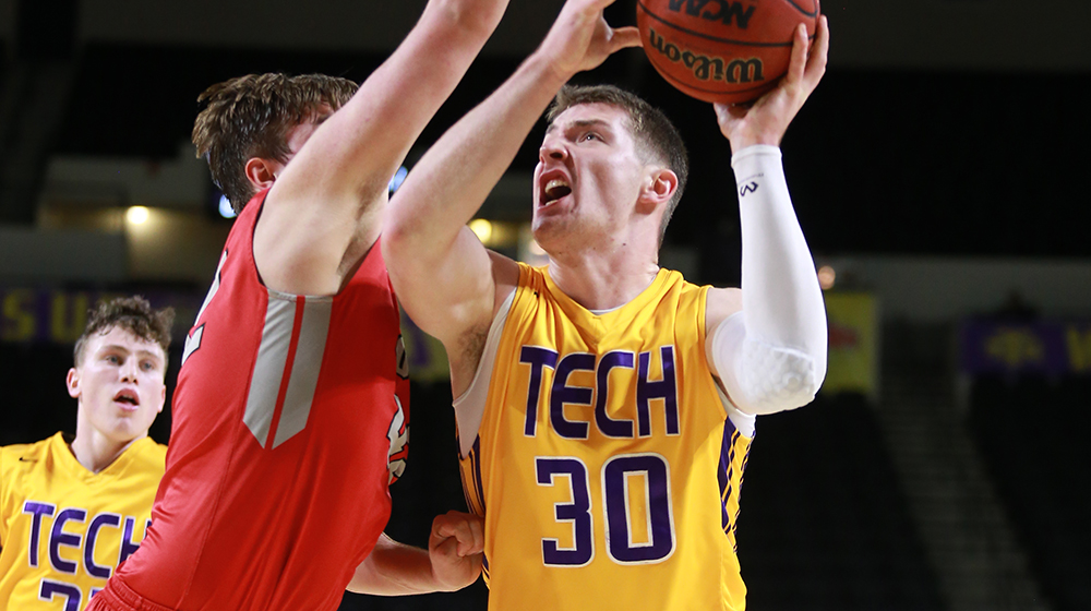 Tech basketball back home for in-state meeting with Lipscomb Wednesday night