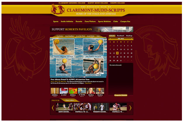CMS Athletics Launches New-Look Website And Brand