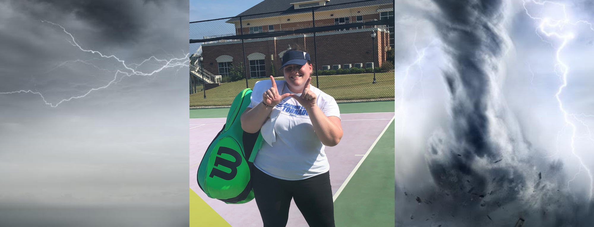 Flannery Picks Up Singles & Doubles Wins at NCAA DII Southern Wesleyan