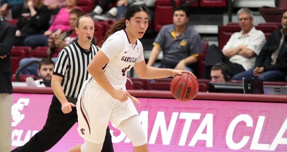 Homestand Concludes for Women's Basketball Sunday with Menlo