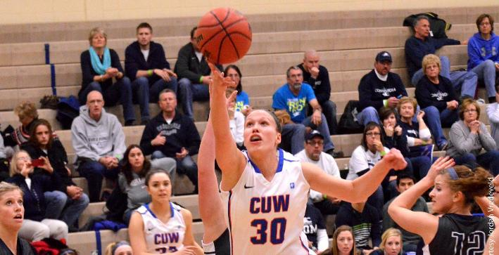 Concordia Nebraska too strong for Women's Basketball at CIT