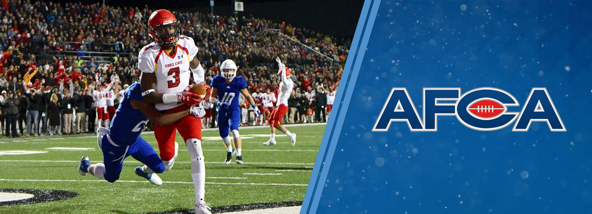 Ferris State Jumps to No. 2 in Latest AFCA Football Poll; GVSU Eighth