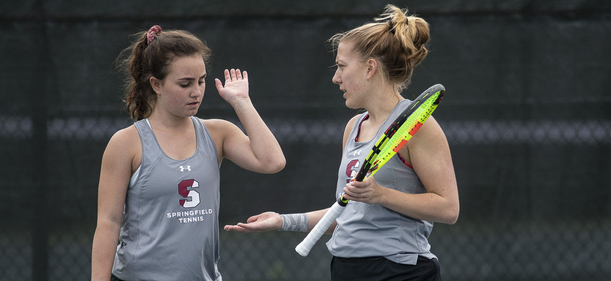 Women's Tennis Downs Wheaton, 6-3, For First Win Over Lyons Since 1997