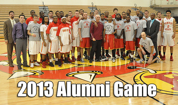Bulldogs Race Past Former Stars In Men's Basketball Alumni Game