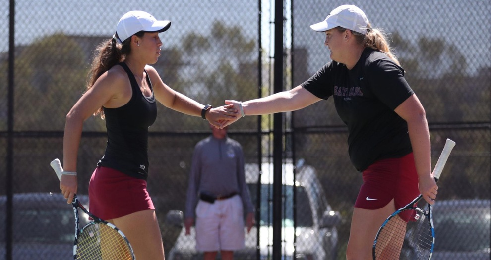 WCC Tournament Berth Still In Reach for Women's Tennis Despite Loss to LMU