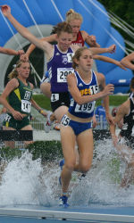 Nickless Qualifies Automatically for National Championships With Runner-Up Finish