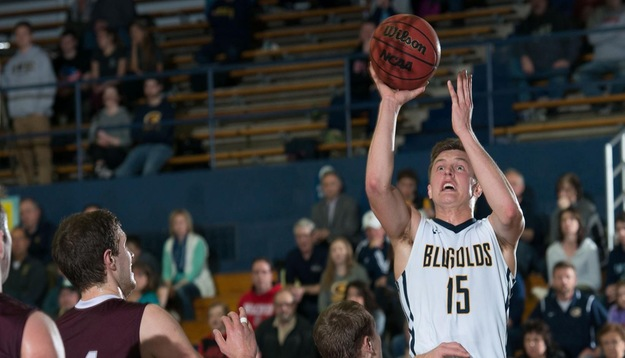 Blugolds fall on the road to Falcons