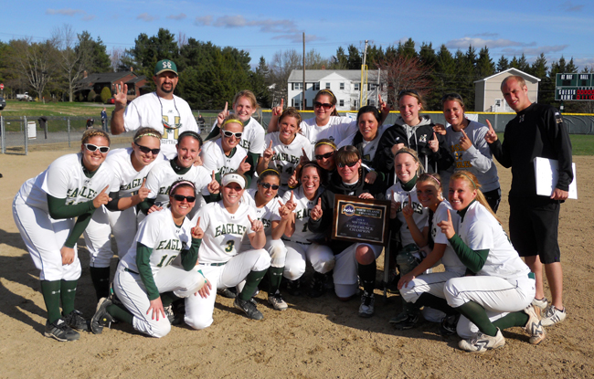 Husson Picked to Win Fourth-Straight NAC Softball Title