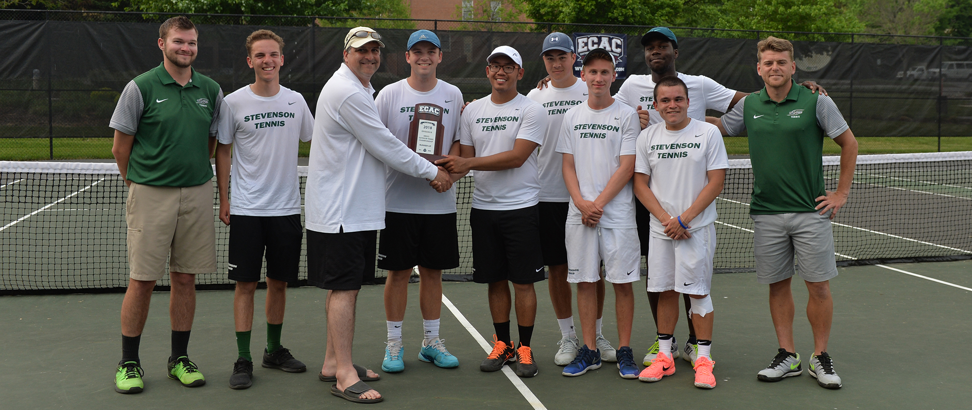 Mustangs Advance to ECAC Finals, Fall to Top-Seeded Pfeiffer
