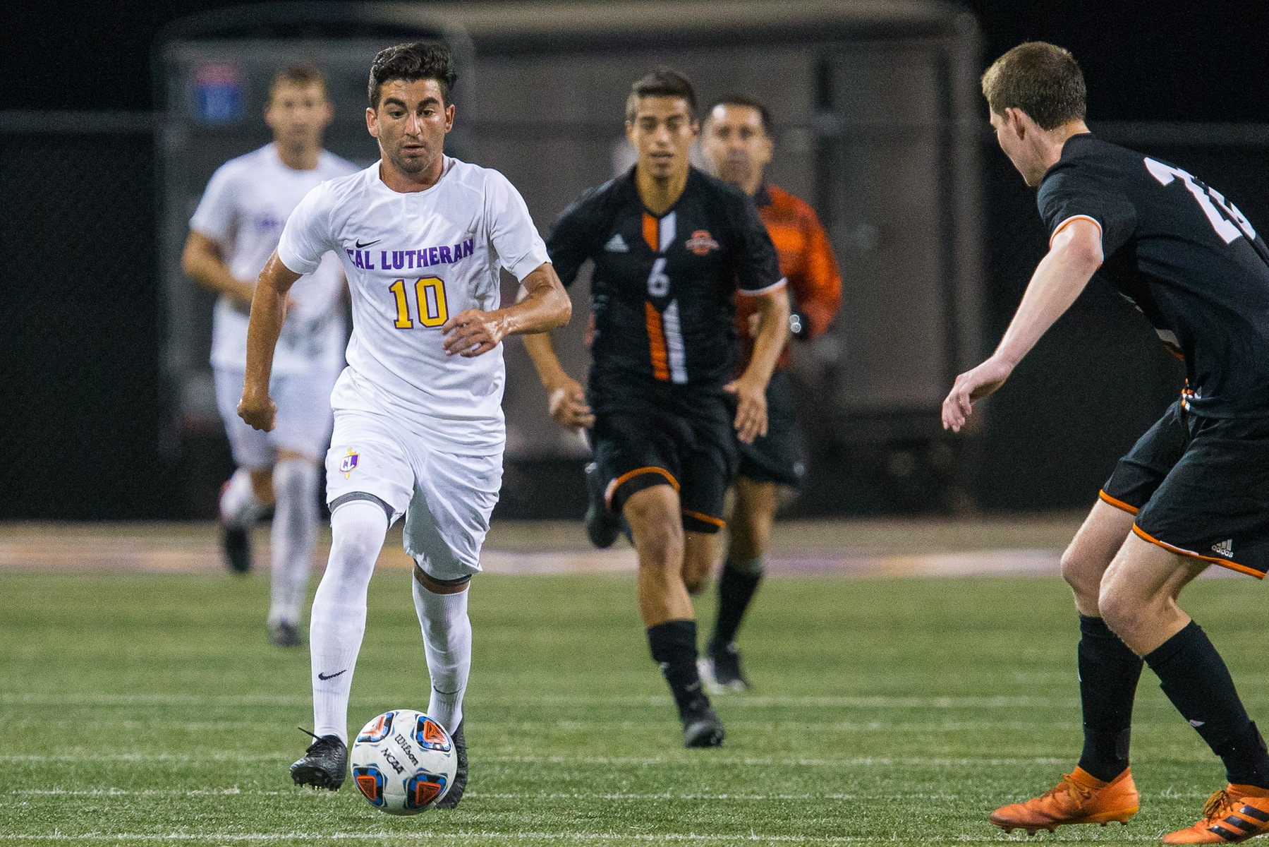 Kingsmen Fall to No. 24 Stags
