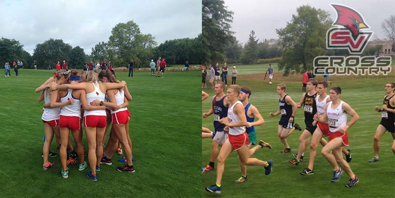 Cards run at Ray Helsing Invitational