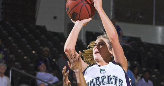 Bobcat Women Upset # 17 Clayton State, 78-53