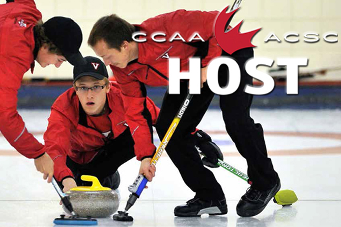 Augustana to welcome CCAA's best in Curling
