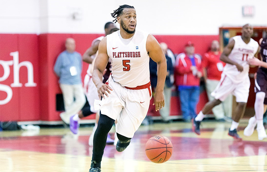 Patron named Men's Basketball Athlete of the Week