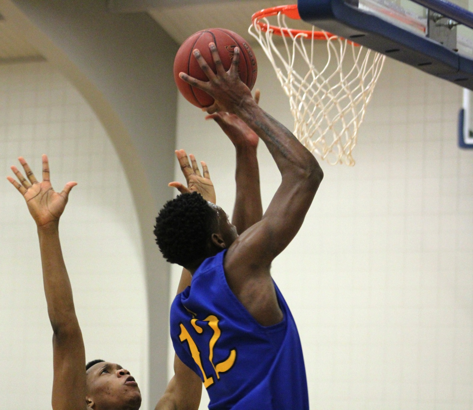 NIACC's Wendell Matthews was selected as the ICCAC men's basketball player of the week for the week of Nov. 26-Dec. 2.