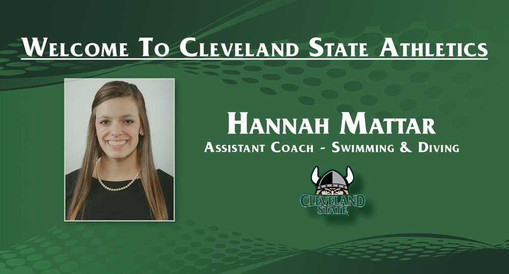Hannah Mattar Named Assistant Coach