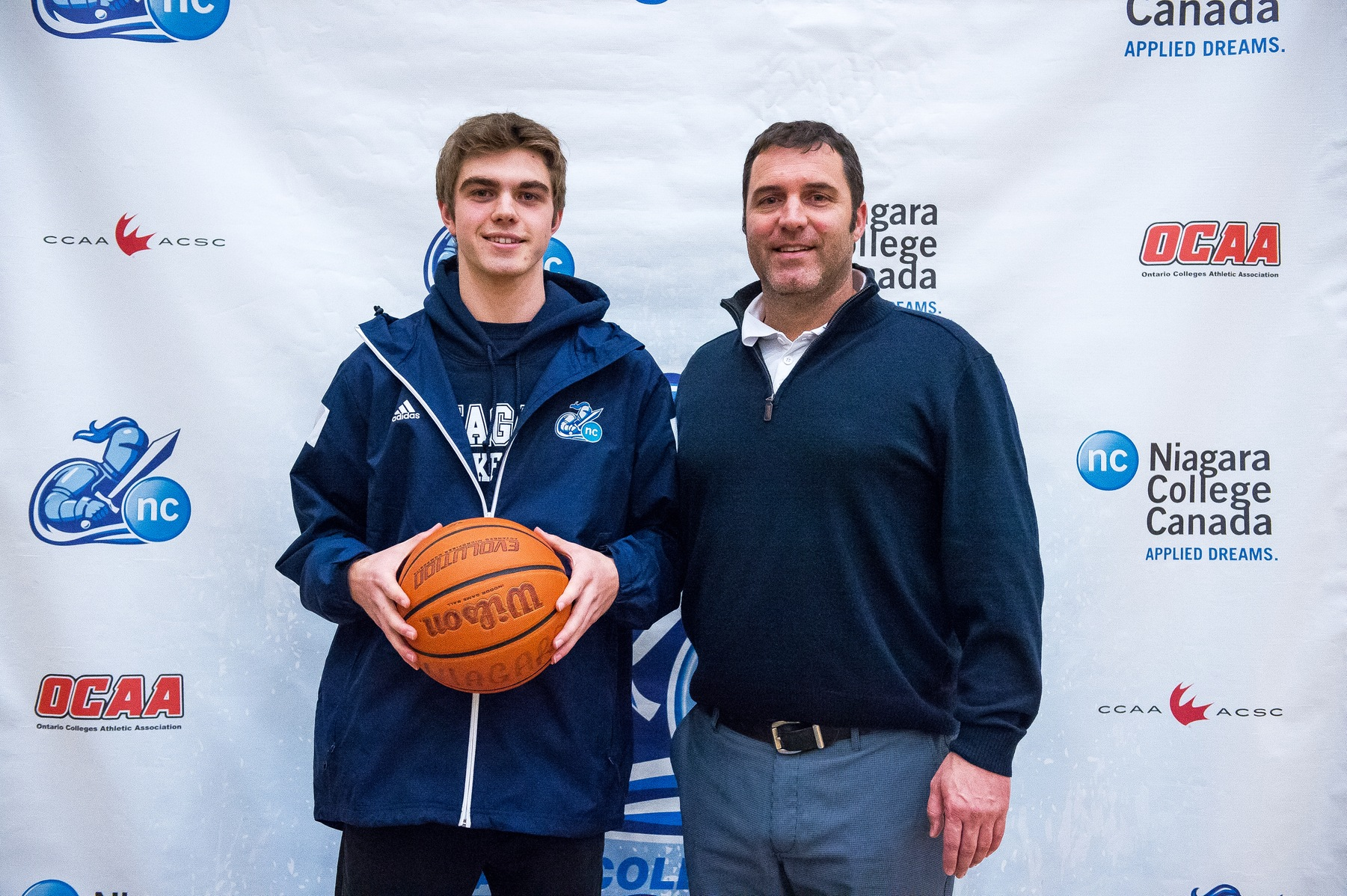 Welland Notre Dame standout joins Knights men's basketball