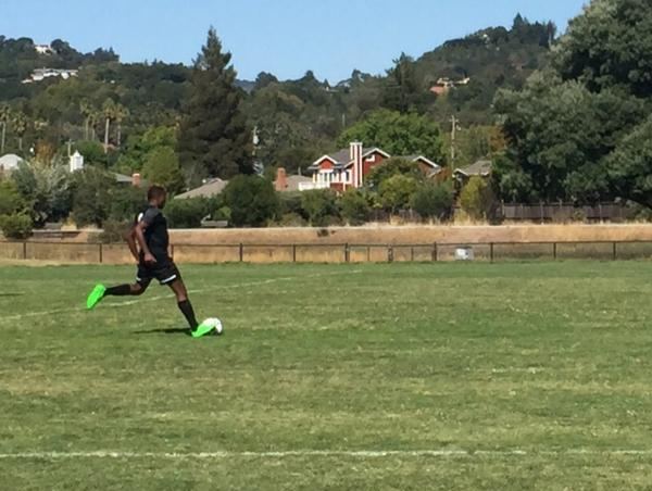 Men's Soccer Grabs First Win of The Season Over Folsom Lake 3-2