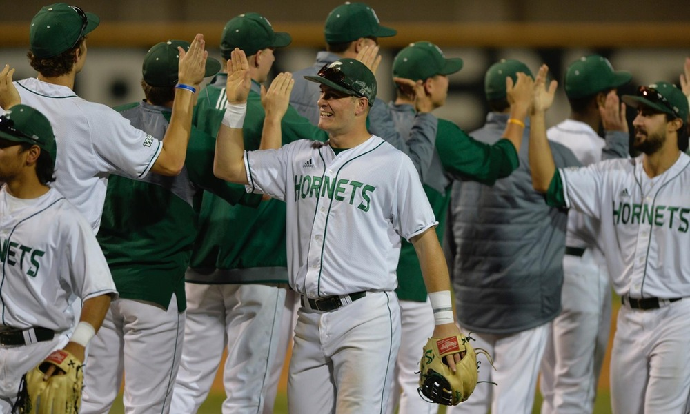 BASEBALL OPENS WAC TOURNAMENT PLAY ON THURSDAY