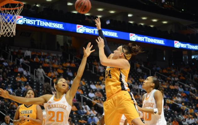 Coker Ousts King, 73-65