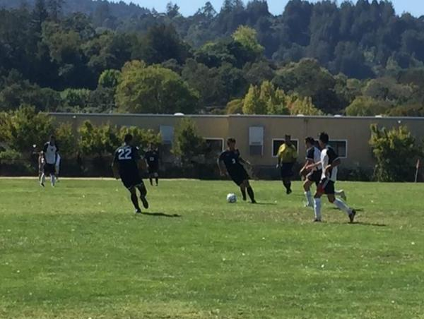 College of Marin Drops Close Match 2-0 to Chabot College