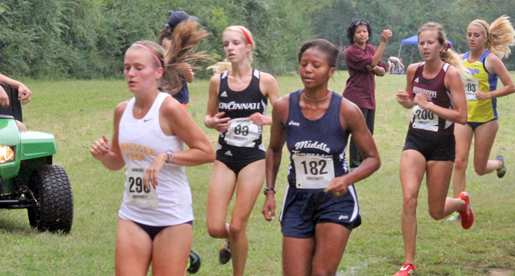 Golden Eagles running in one of nation's largest meets Saturday in Louisville