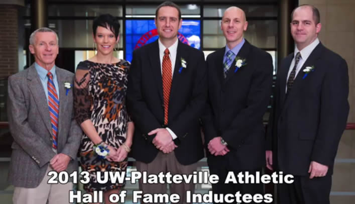 Track & Field Coach Chip Schneider Inducted into UW-Platteville Hall of Fame