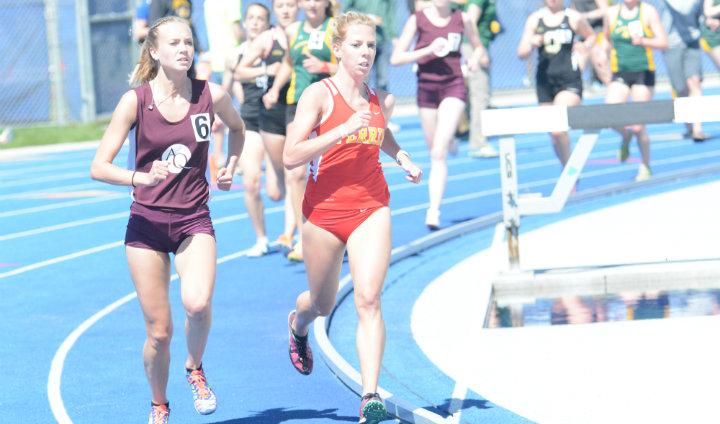 Ferris State Runs To Success As Bulldogs Set 13 PR's & Johnson Reaches National-Qualifying Mark