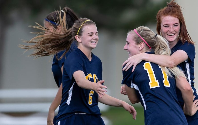 Women's Soccer Advances to Final after Shootout Win Over Sheridan College