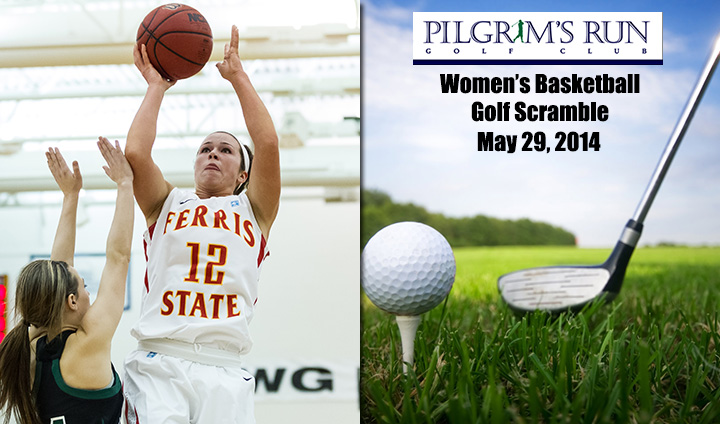 Ferris State Women's Basketball To Hold First-Ever Golf Scramble