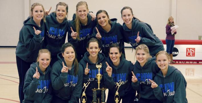 Dance wins NACC title