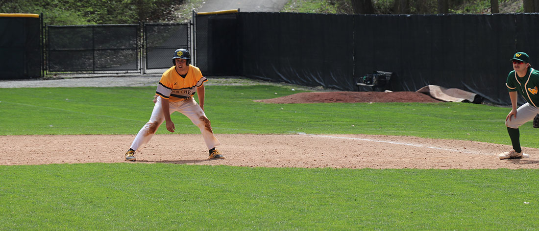 Baseball Suffers 11-7 Setback At Ashland