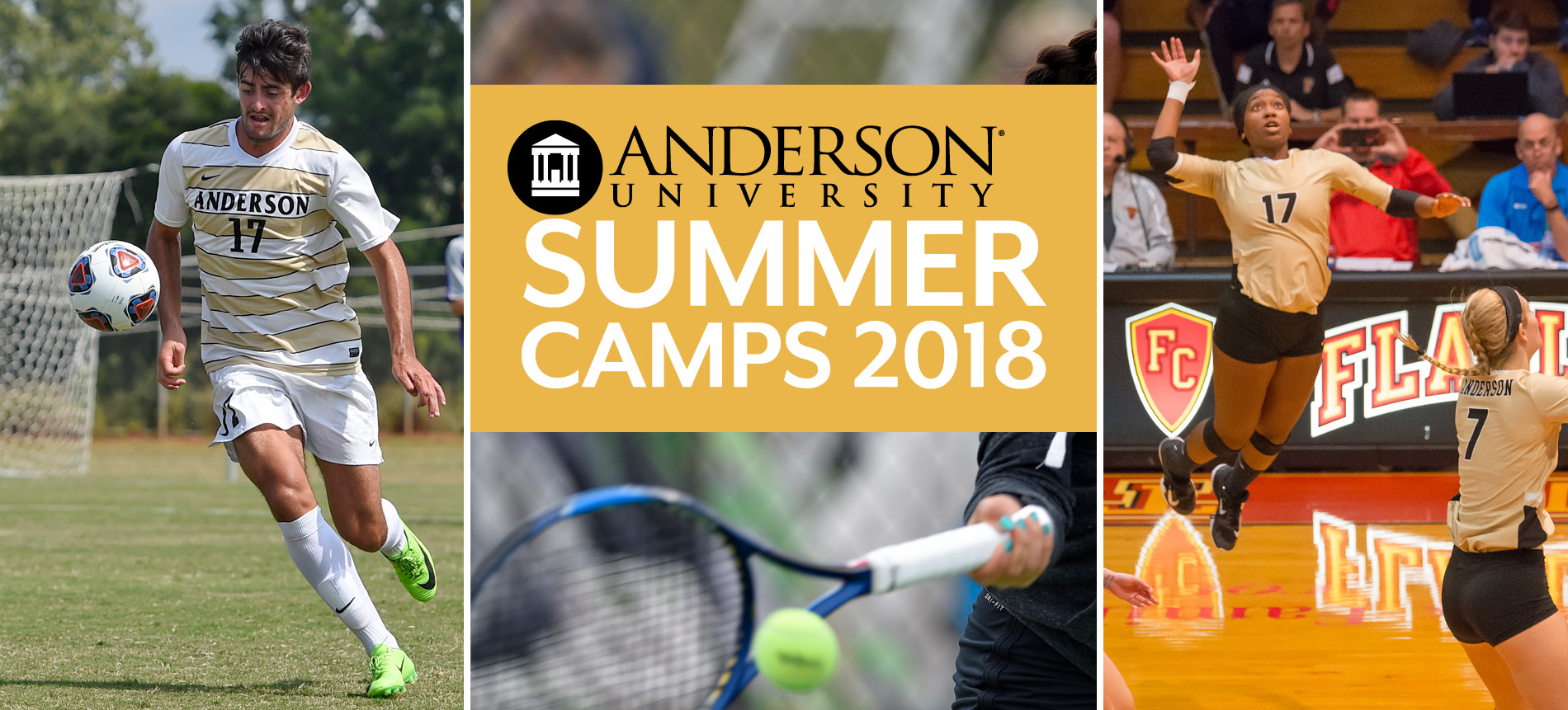 Registration Open for All Summer Camps