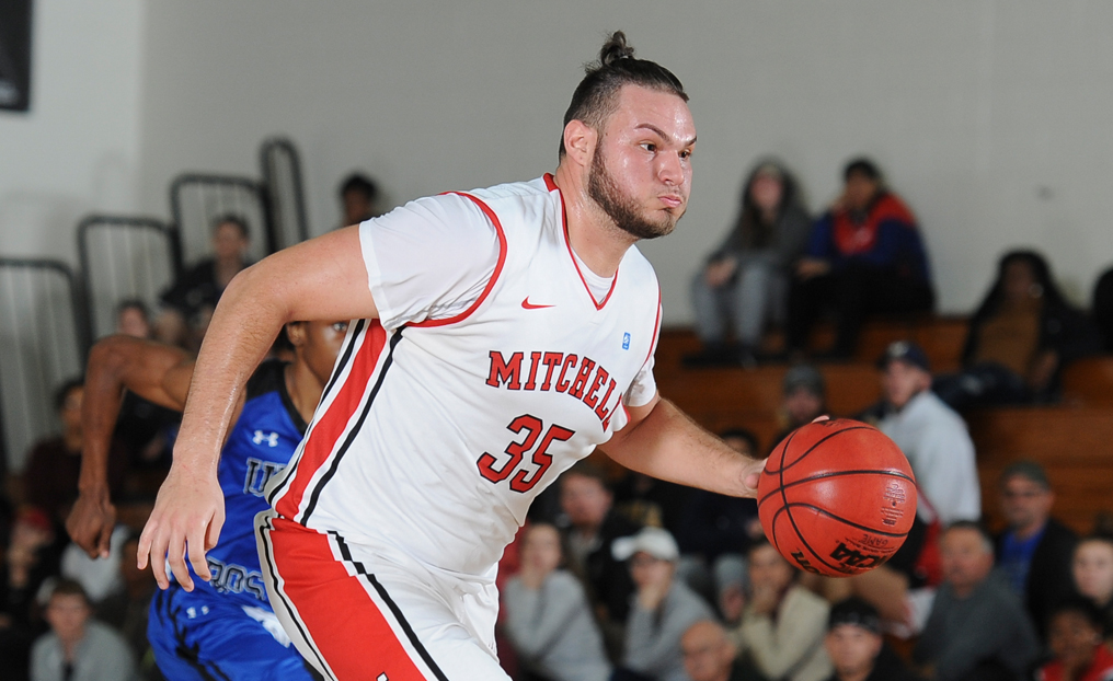 MBB's Santiago Lands All-Conference Spot