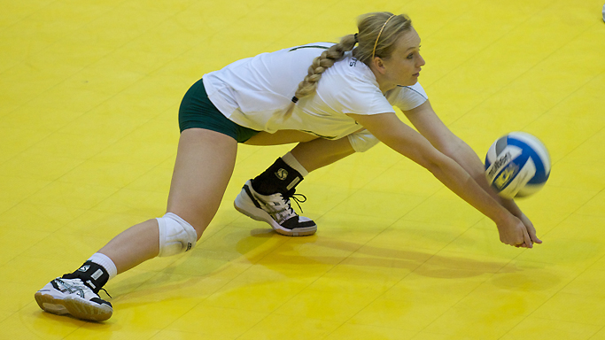 VOLLEYBALL LOOKS TO GRAB PLAYOFF SPOT IN FINAL WEEK OF REGULAR SEASON